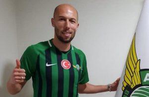 Akhisarspor sign Bosnian defender Edin Cocalic from Mechelen