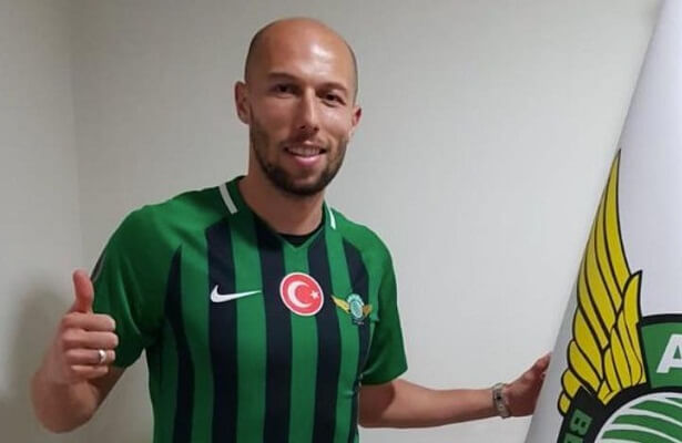 Akhisarspor sign Bosnian defender Edin Cocalic from Mechelen