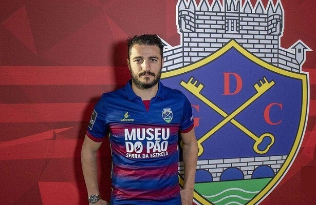 Portuguese club Chaves sign Turkish midfielder Erdem Sen chaves.