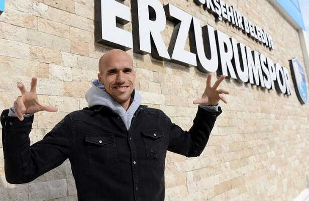 Former Man Utd midfielder Gabriel Obertan transfers to Erzurumspor