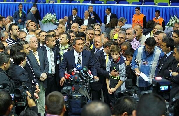 Fenerbahce to hold snap elections? Fenerbahce elections