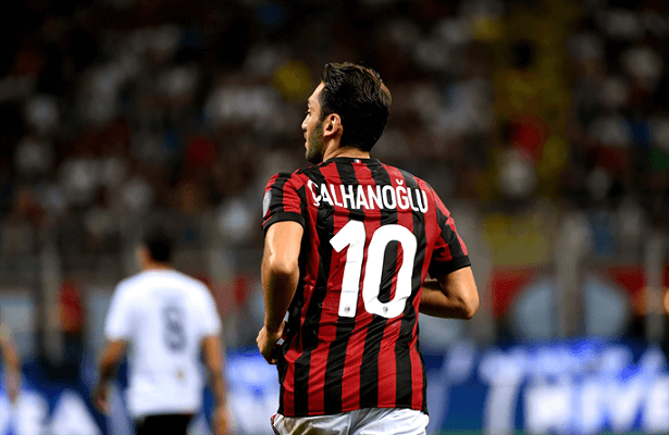 Hakan Calhanoglu wants to play for Galatasaray