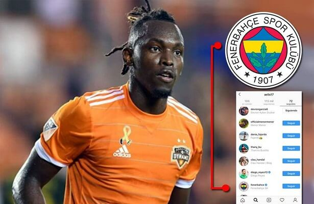 Fenerbahce linked with Houston Dynamo winger Alberth Elis