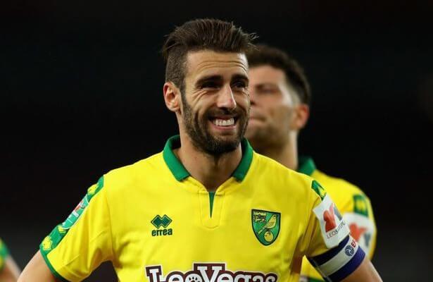Ankaragucu sign Norwich City right-back Ivo Pinto
