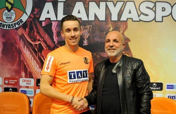 Alanyaspor sign Czech forward Josef Sural