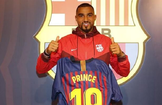 Kevin-Prince Boateng Turkish message to football fans
