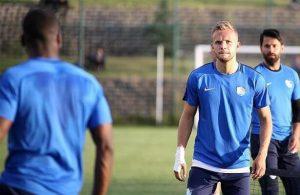 Erzurumspor release Lennar Thy