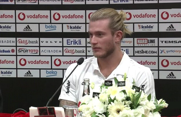 German goalkeeper Karius says he's the best right now