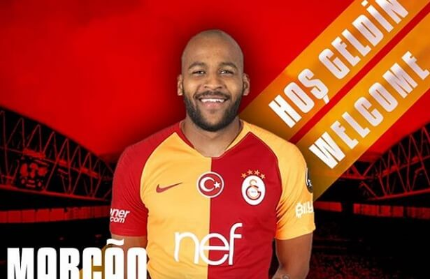 Galatasaray sign Marcao from GD Chaves