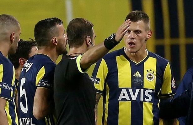 Fenerbahce defender Skrtel banned for 3 games