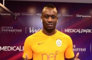 Galatasaray sign Kasimpasa ace Diagne. Diagne Galatasaray transfer complete.