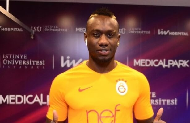 Galatasaray sign Kasimpasa ace Diagne. Diagne Galatasaray transfer complete.