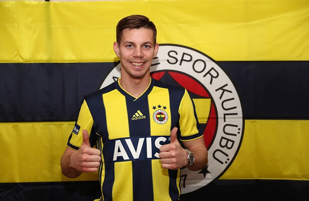 Miha Zajc joins Fenerbahce from Empoli in €3m move