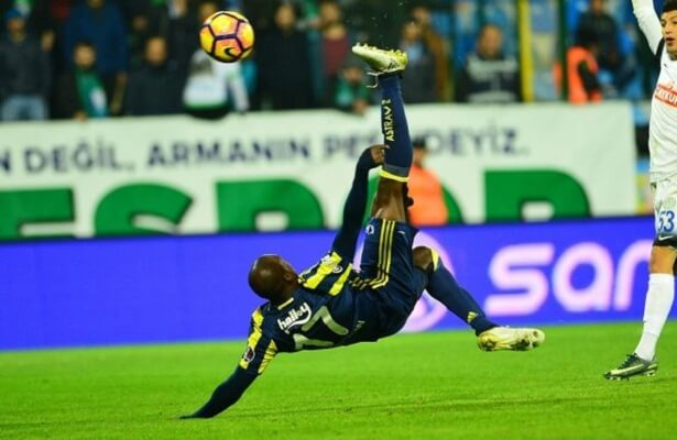 Moussa Sow signs for second tier Turkish club
