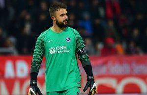 Trabzonspor release veteran goalkeeper Kivrak