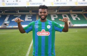 Rizespor loan Porto defender Awaziem