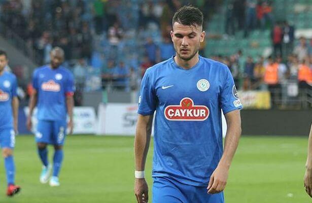 Robin Yalcin swaps Rizespor for Malatayspor