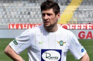 Malaga loan Akhisarspor striker Yevhen Seleznyov