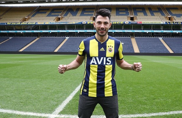 Tolgay Arslan Fenerbahce transfer completed for €3m