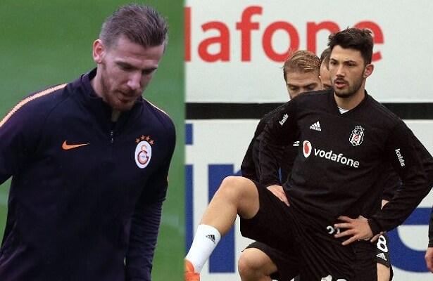 Fenerbahce want rival club players Serdar Aziz and Tolgay Arslan