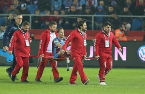 joao pereira Trabzonspor out for 6-8 weeks