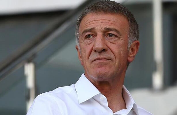 Trabzonspor president taken to hospital. Trabzonspor agaoglu