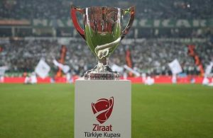 Turkish Cup quarter-finals draw announced