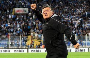 Adana Demirspor sack manager Yilmaz Vural