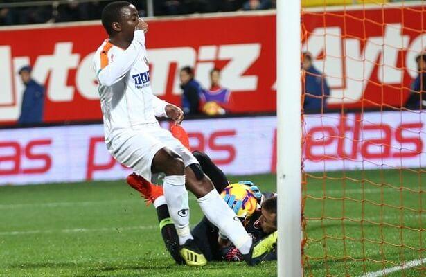 Djalma scores wondergoal against Galatasaray