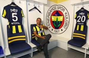 Fenerbahce legend Alex de Souza offered director role