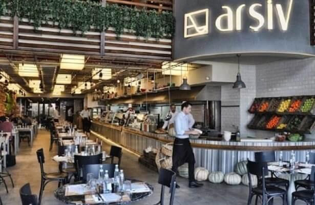 Arda Turan restaurant venture Arsiv fails