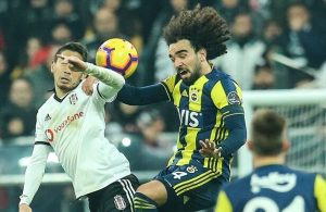 Fenerbahce stuns Besiktas with comeback in derby