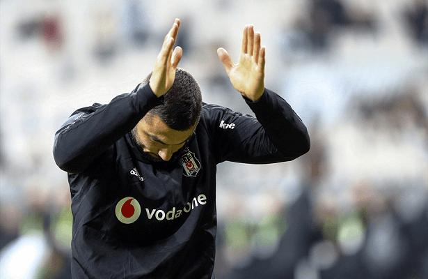 Burak Yilmaz makes peace with Besiktas fans