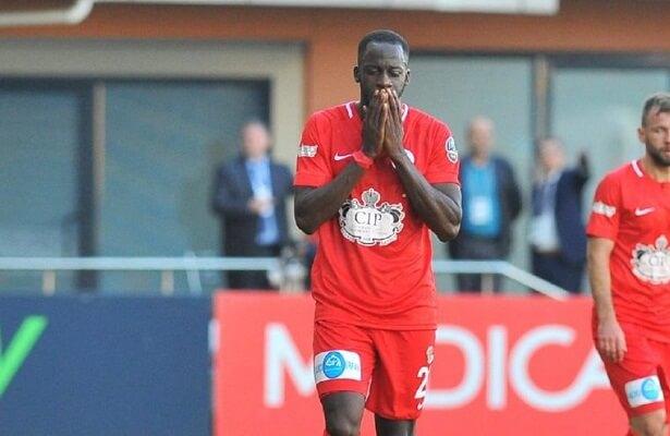 Antalayaspor remove Aly Cissokho from squad