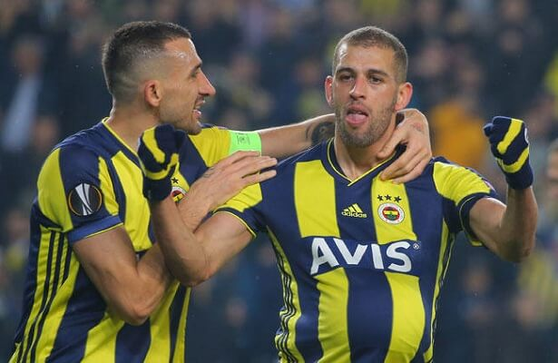 Fenerbahce defeat Zenit in first leg of Europa League
