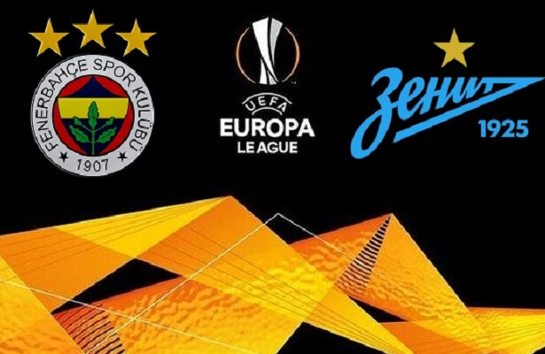 Fenerbahce to face for Zenit in Europa League Round of 32