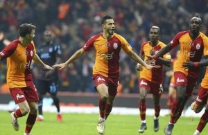 Galatasaray closing in league leaders Istanbul Basaksehir