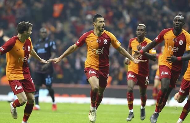 Galatasaray closing in league leaders Istanbul Basaksehir