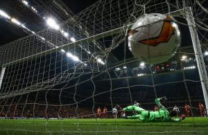 Galatasaray lose to Benfica in first leg of Europa League Round of 32 tie