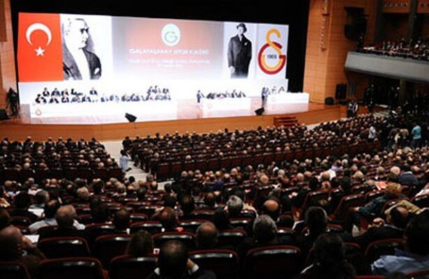 Galatasaray to hold annual general assembly. Galatasaray assembly