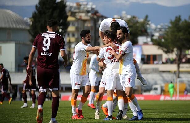 Galatasaray advance to Turkish Cup semi-finals