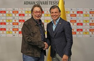 Goztepe reappoint Tamer Tuna as manager