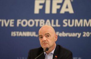 Turkey can host major events - FIFA president Gianni Infantino