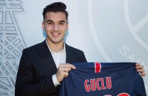 Turkish youngster Metehan Guclu signs pro deal with PSG