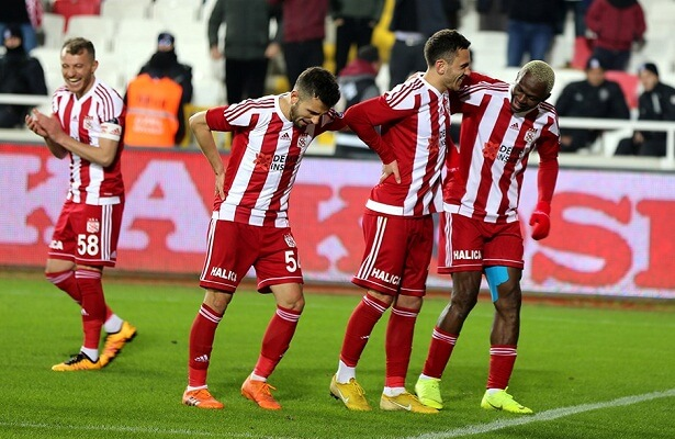 Sivasspor maintain undefeated streak