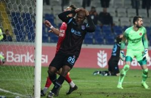 Trabzonspor knocked out of Turkish Cup by minnows