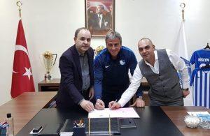 Hamza Hamzaoglu appointed Erzurumspor coach