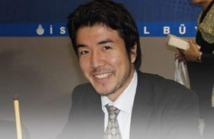 Japanese diplomat supports Trabzonspor