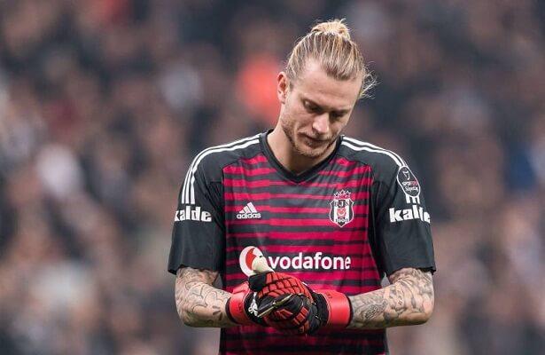 Loris Karius files FIFA complaint against Besiktas. Karis sues besiktas