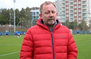 Alanyaspor want coach Sergen Yalcin to remain